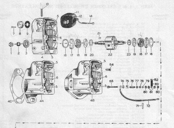 oliver 70 wiring diagram magneto  oliver 88 wiring diagram